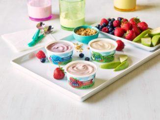 Danone kids yogurts