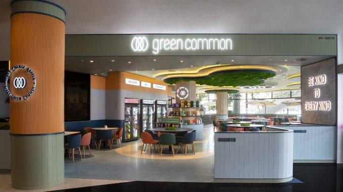 Green Common Singapore
