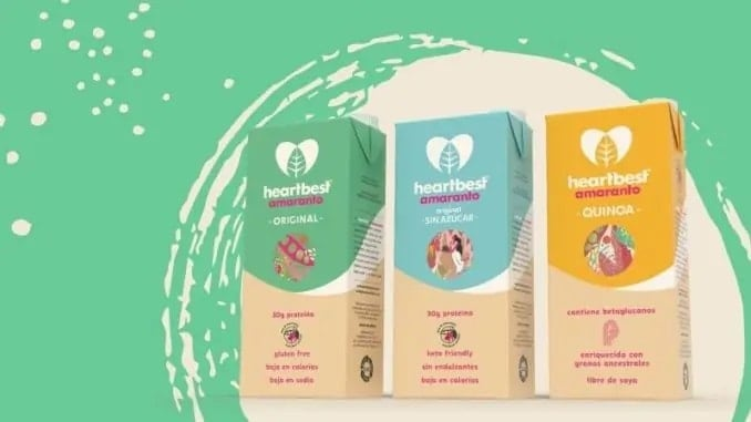Heartbest Foods milk