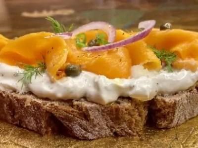 Revo Foods salmon