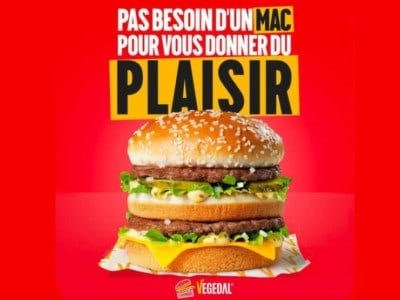 Vegedal Big Mac
