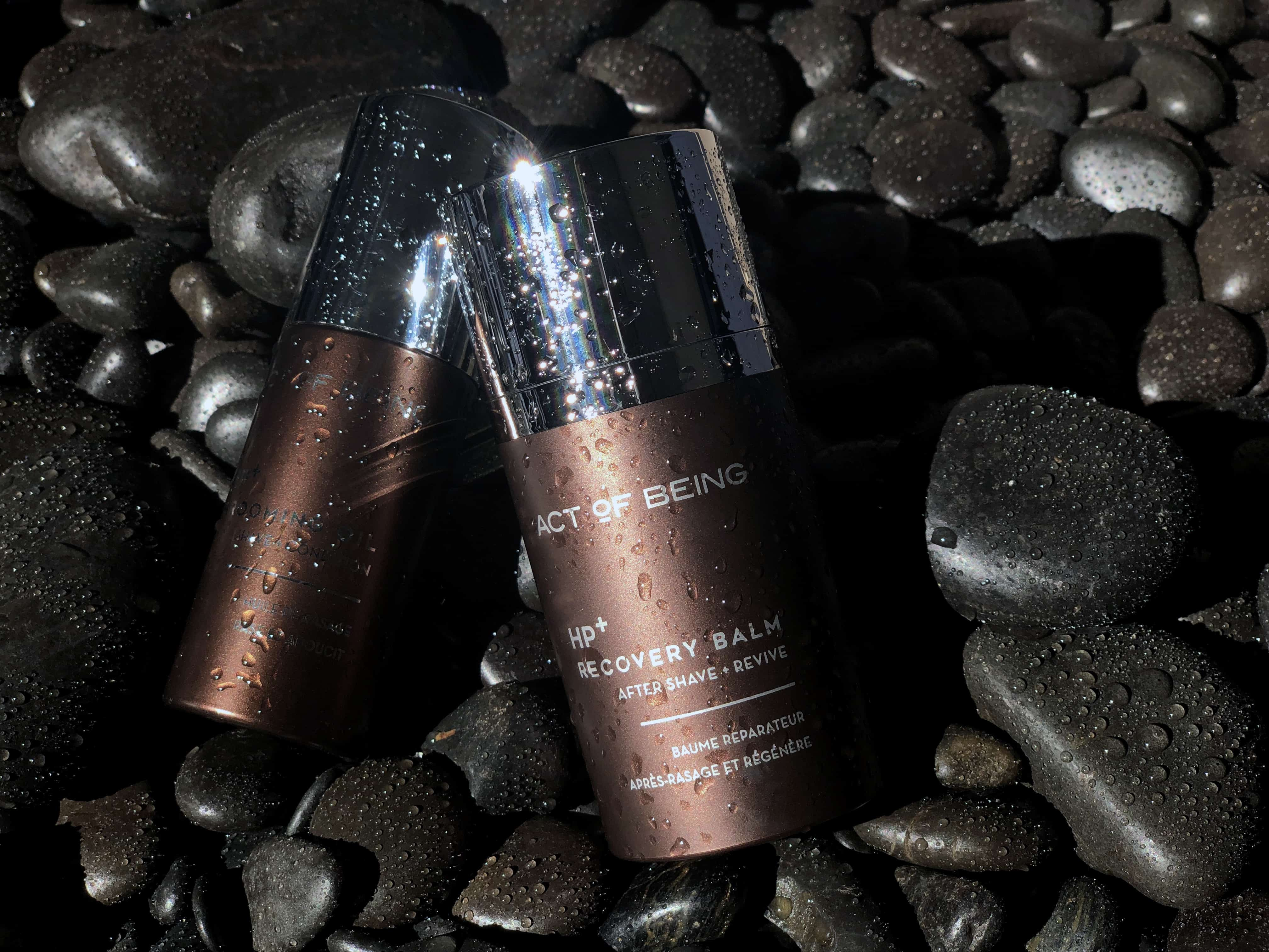 ACT OF BEING recovery balm