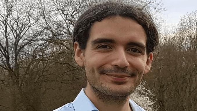 Smart Vegan Biz founder Alexandre Manuse