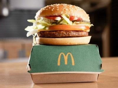 Mcplant McDonald's