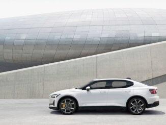 polestar volvo electric hybrid automobile