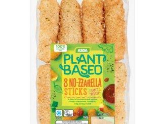 Asda plantbased mozzerella