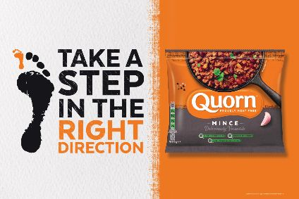 Quorn to be First Major Brand to Introduce Carbon Labelling