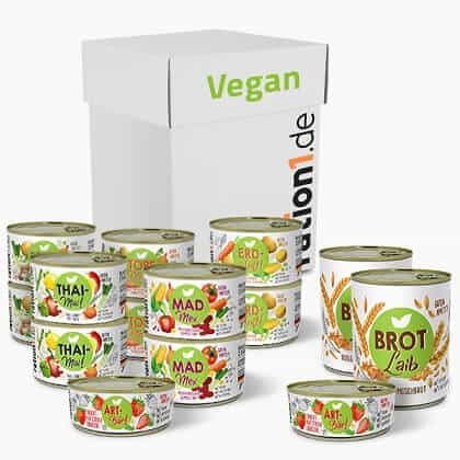 vegan crisis kit