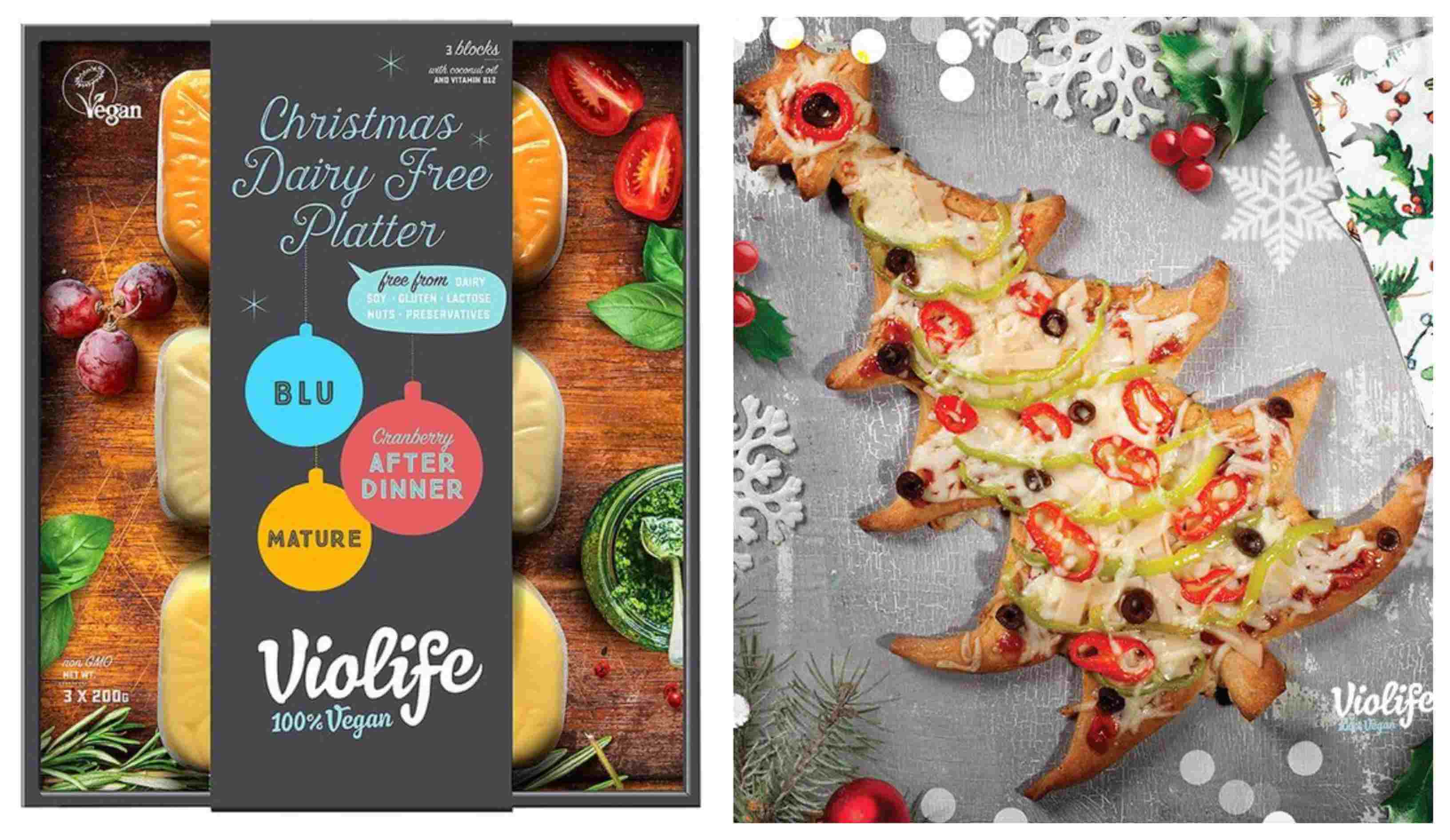 violife cheeseplatter-christmas