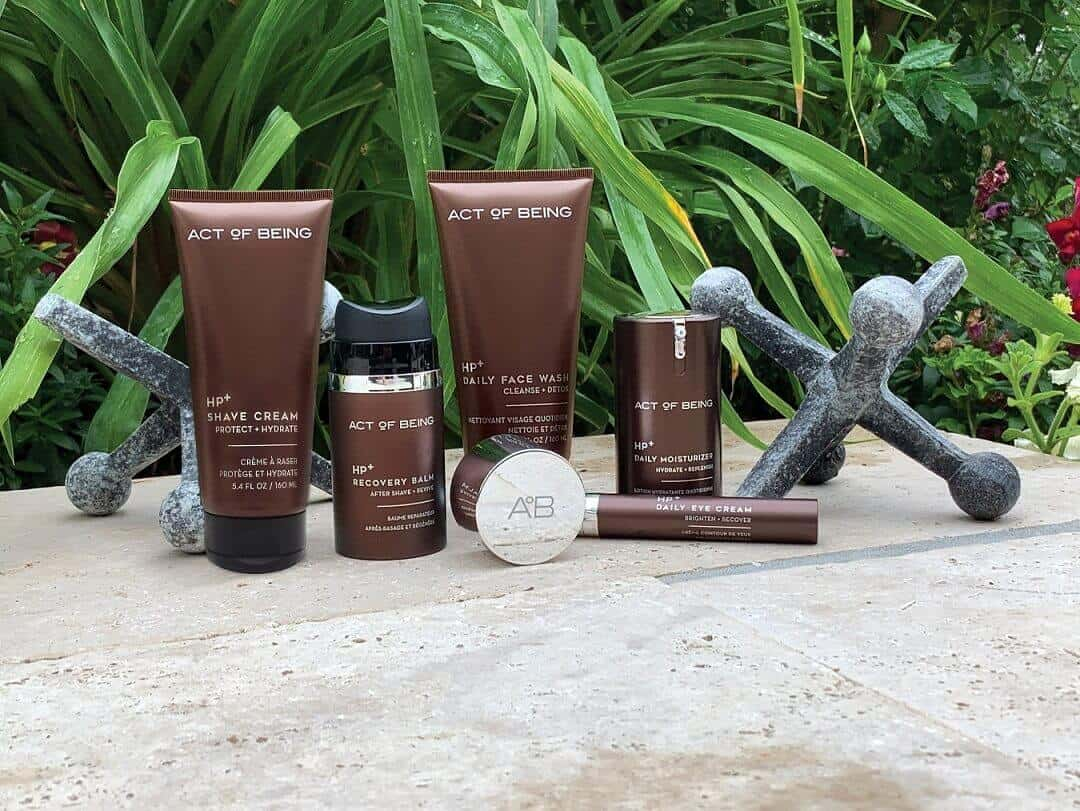 ACT OF BEING skincare-collection