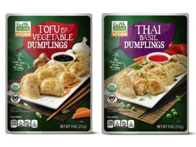 ALDI Earth Grown dumplings