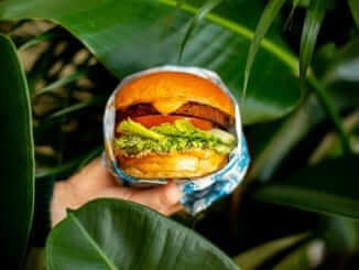 AVOCADO BURGER LEON