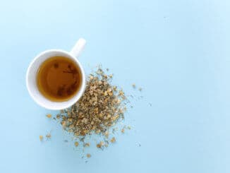 chamomile tea health sleep