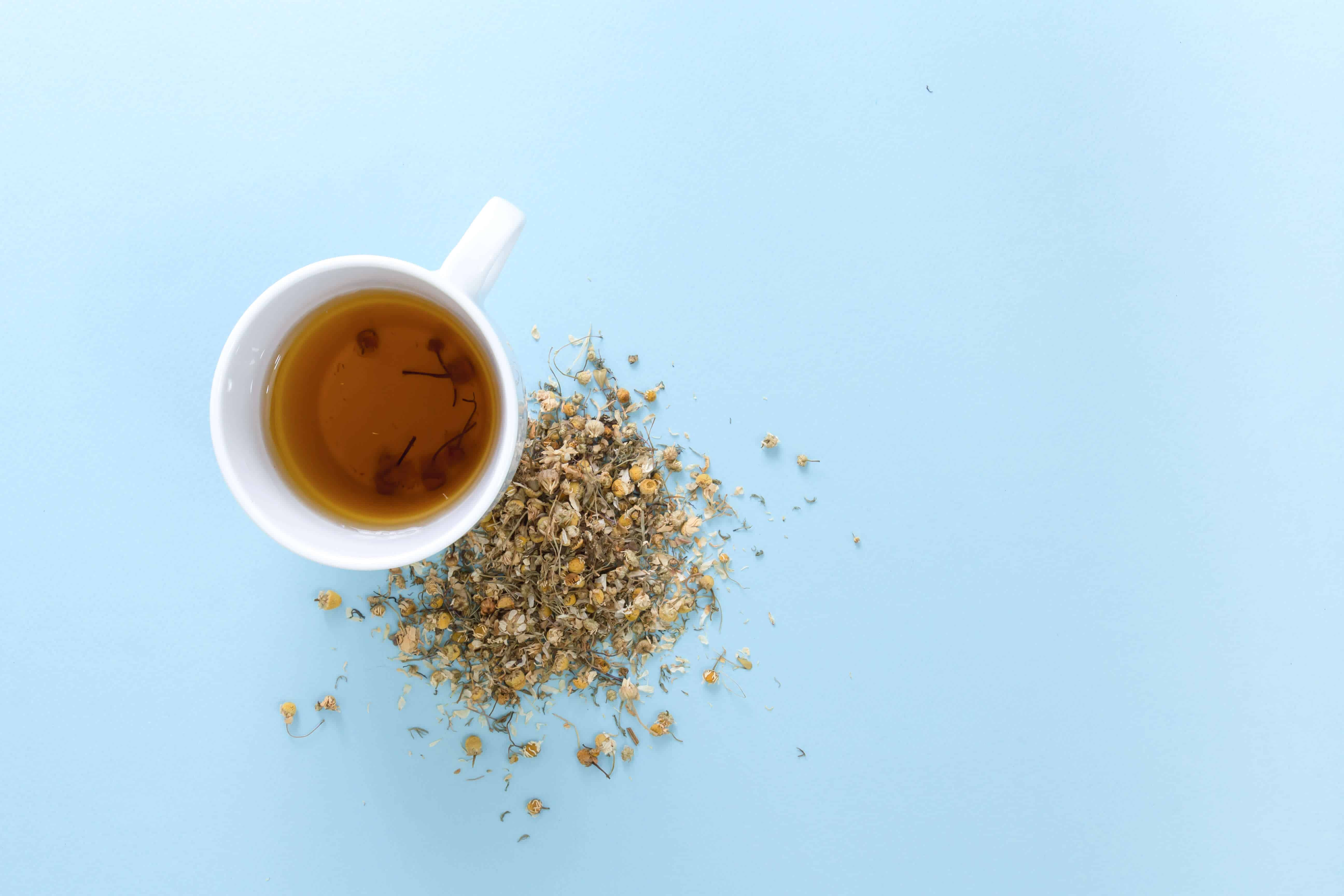 chamomile tea health sleep