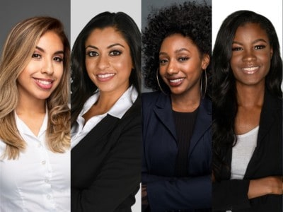 women of color mixed ethnicity / female founders