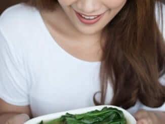 China Chinese woman vegan