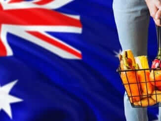 Australia veg