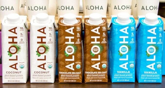 Aloha-Proteindrink