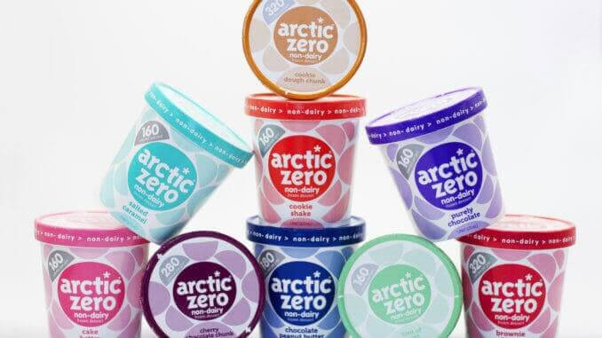 Ice Cream Brand Arctic Zero Launches Vegan Flavours