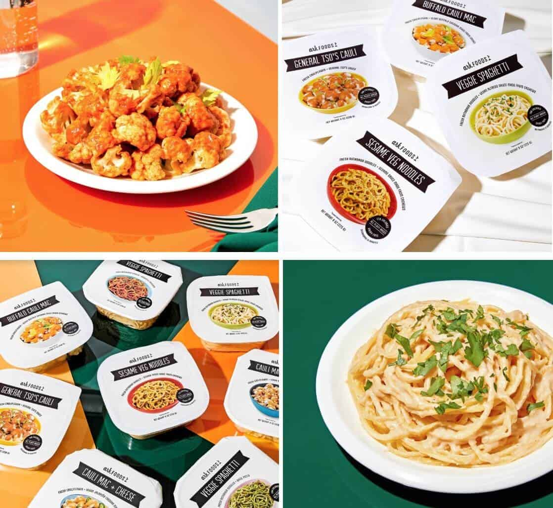 Ark Foods Plant Based