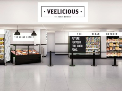 Asda Veelicious butcher counter
