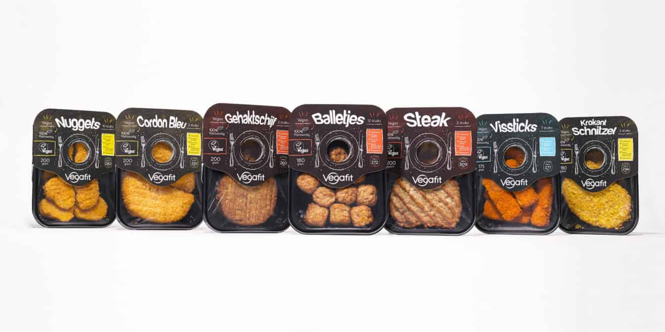 Dutch Fish Processing Company Takes over Plant-Based Brand Vegafit