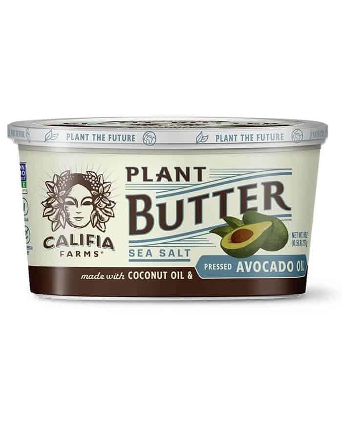 Avocado butter Califia Farms