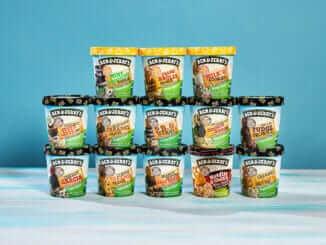 Ben & Jerry's sunflower Butter-Based Lineup