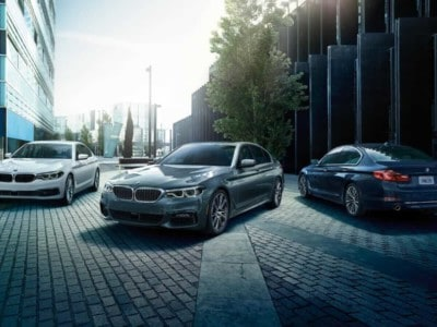 BMW is making vegan leather seats standard in its 5 series cars