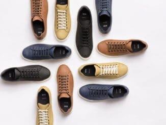 Hugo Boss pineapple shoes