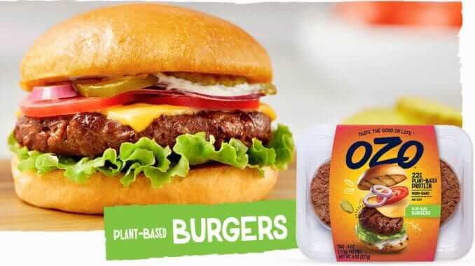 OZO FOODS BURGERS