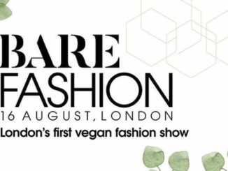 Bare Fashion Vegan Fashion Show London