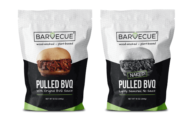 Barvecue has raised new funding for its vegan pulled pork.