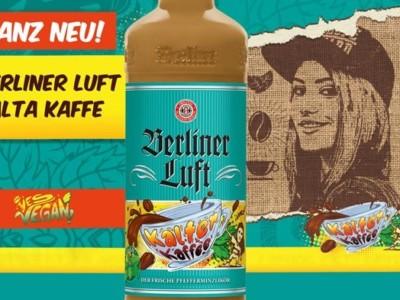 Berliner Luft Kalter Kaffee Schlikin