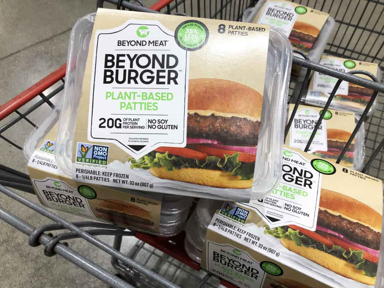 Affordable Plantbased for the Masses: Beyond Meat Expands into BJ's Wholesale and Sam's Club