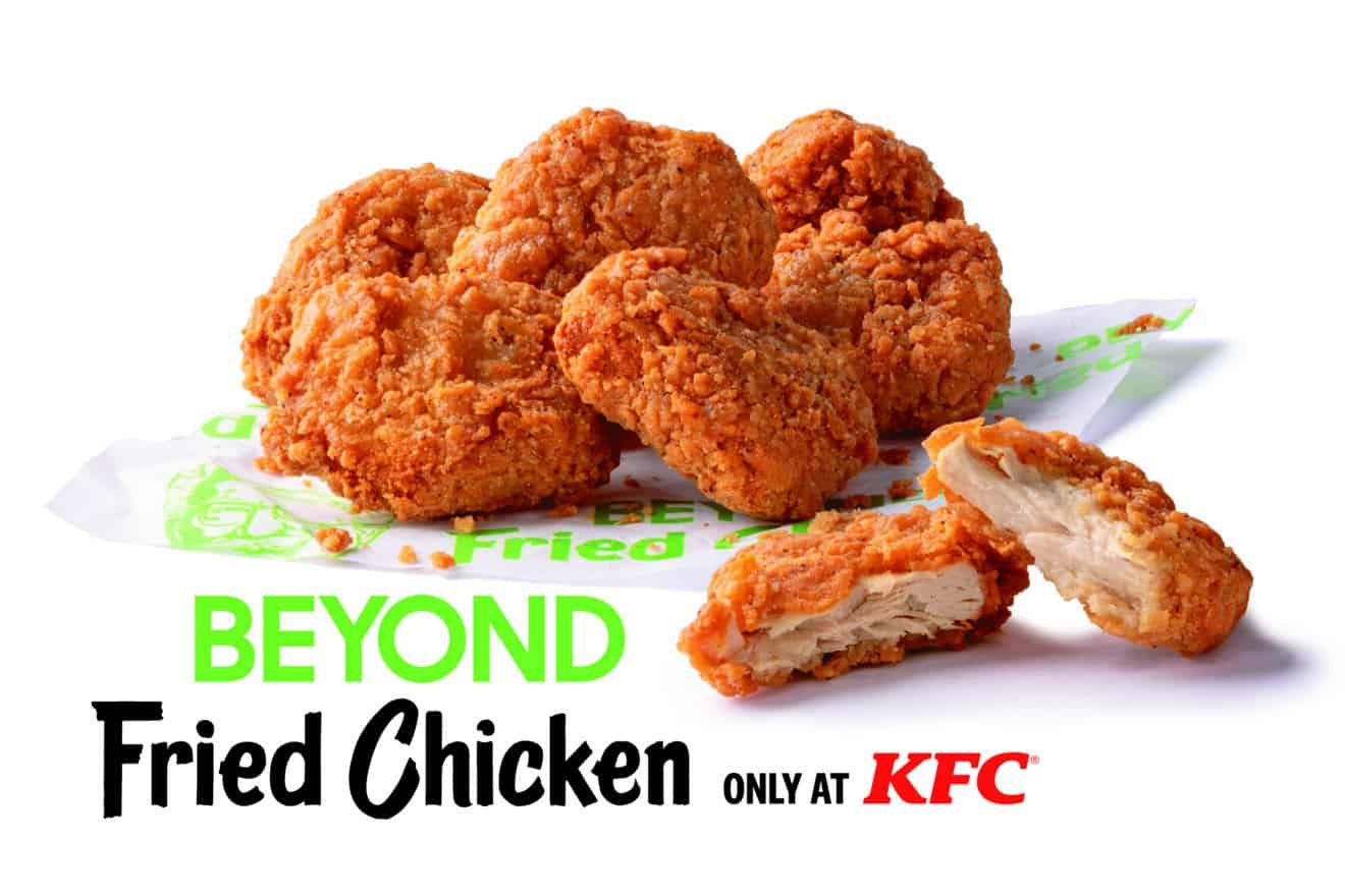 Beyond Fried Chicken nuggets