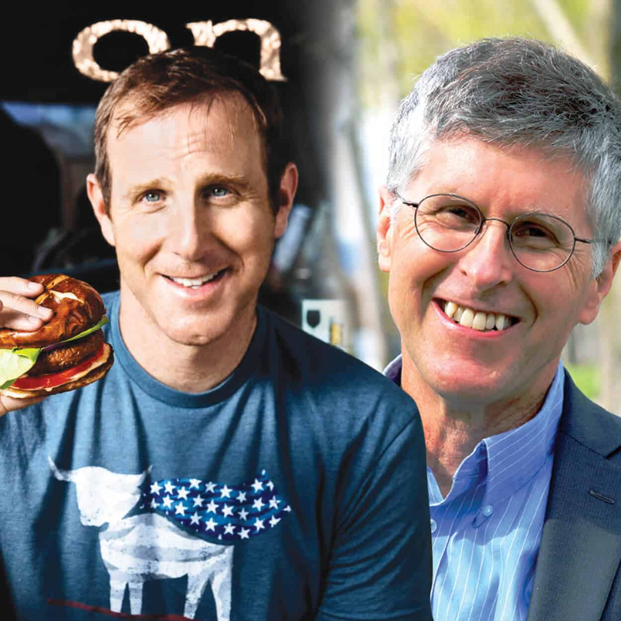 Beyond Meat and Impossible Foods