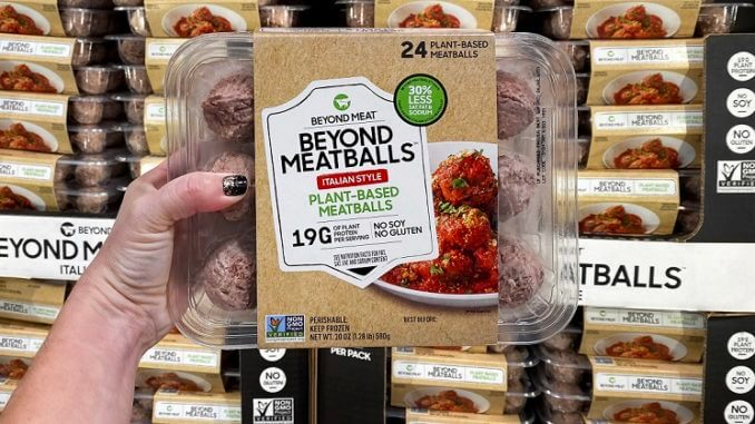 Beyond Meatballs Costco