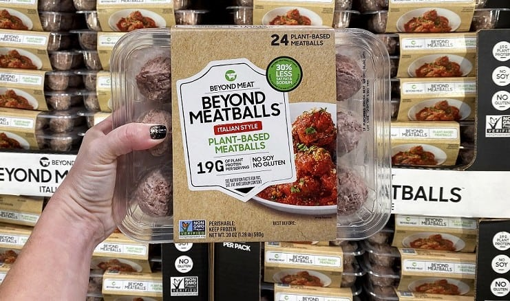 Beyond Meatballs Costco