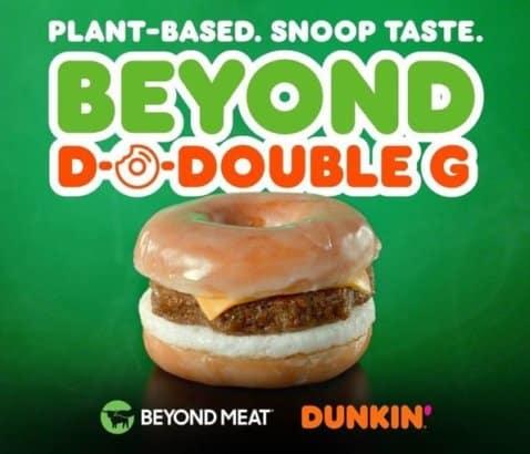 Dunkin Snoop Dog Beyond Sausage