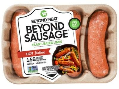 BeyondSausage Hot Italian