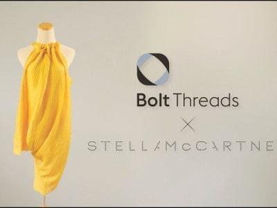 Bolt Threads X Stella McCartney
