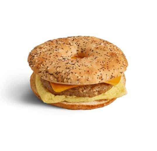 BreakfastSandwich Peet's Coffee