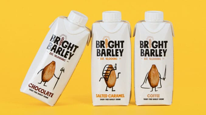 Bright Barley World Plant Milk Day
