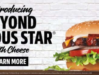 Carls Jr Beyond Burger