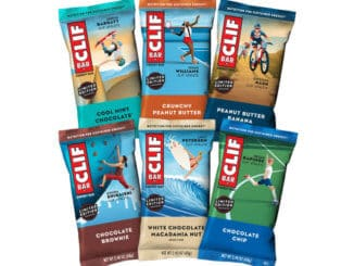 CLIFBAR Female Athlete Packaging