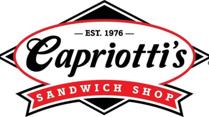 Capriottis Logo