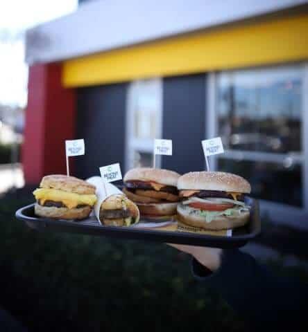 Carl's Jr. and Hardee's Beyond Meat Menu Beyond Burger