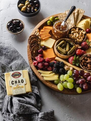 Chao Cheese Board Field Roast