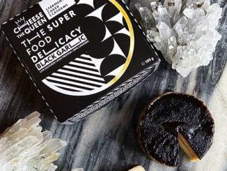 Cheese the Queen Black Garlic